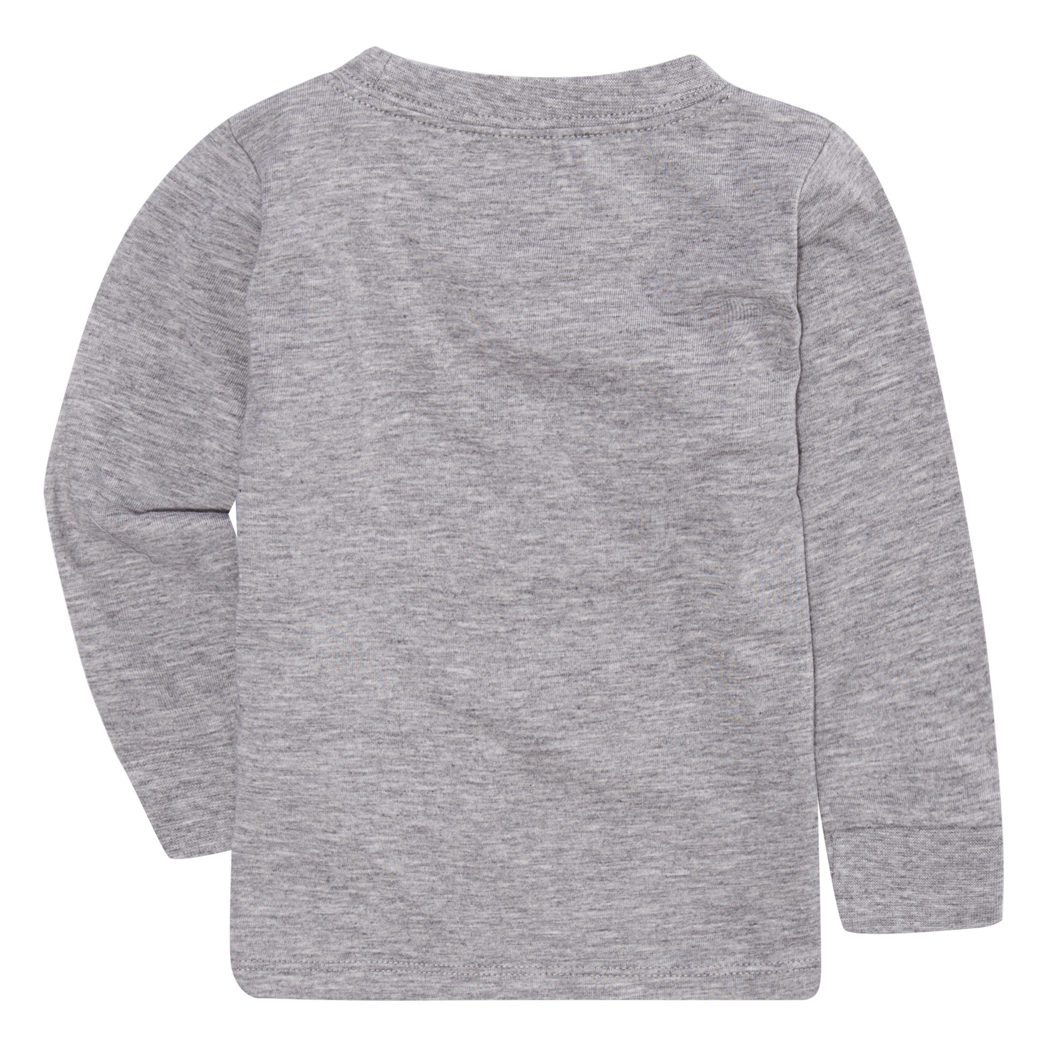 Levi's T-shirt longsleeve batwing grey heather
