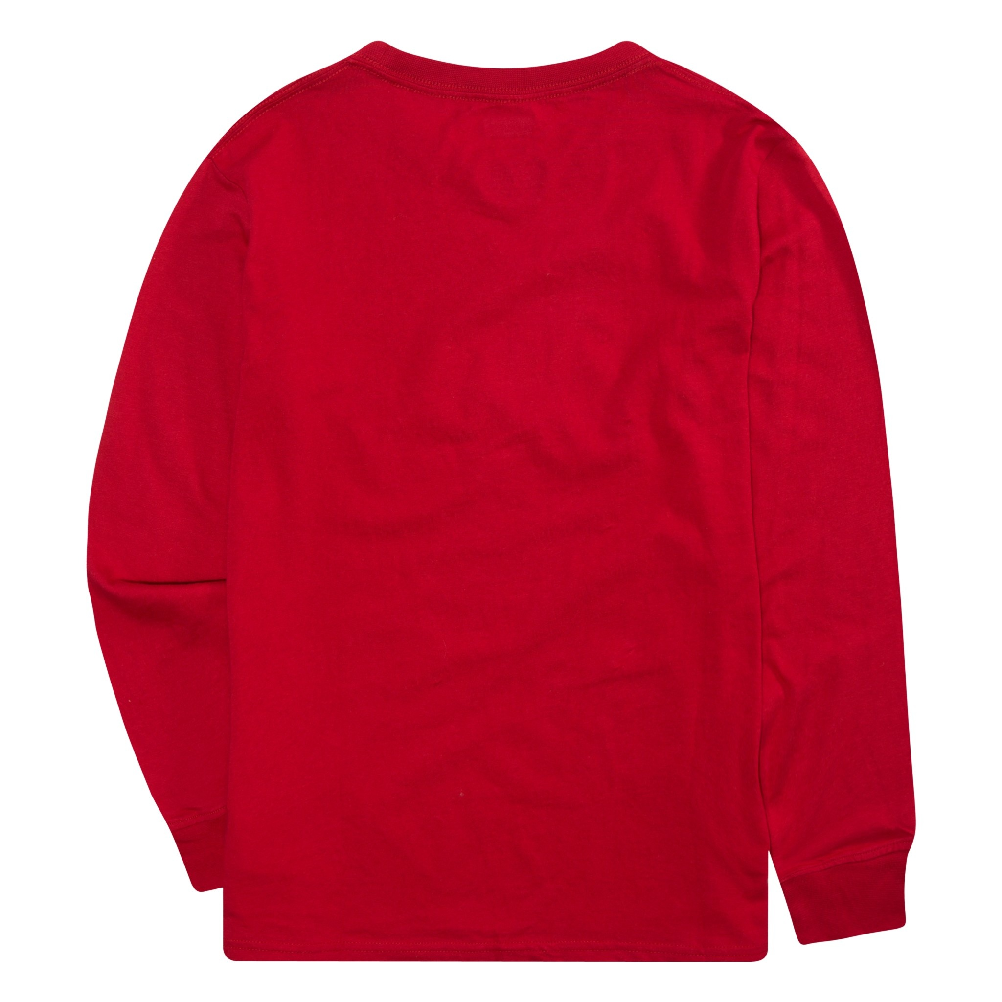 T-shirt Longsleeve red