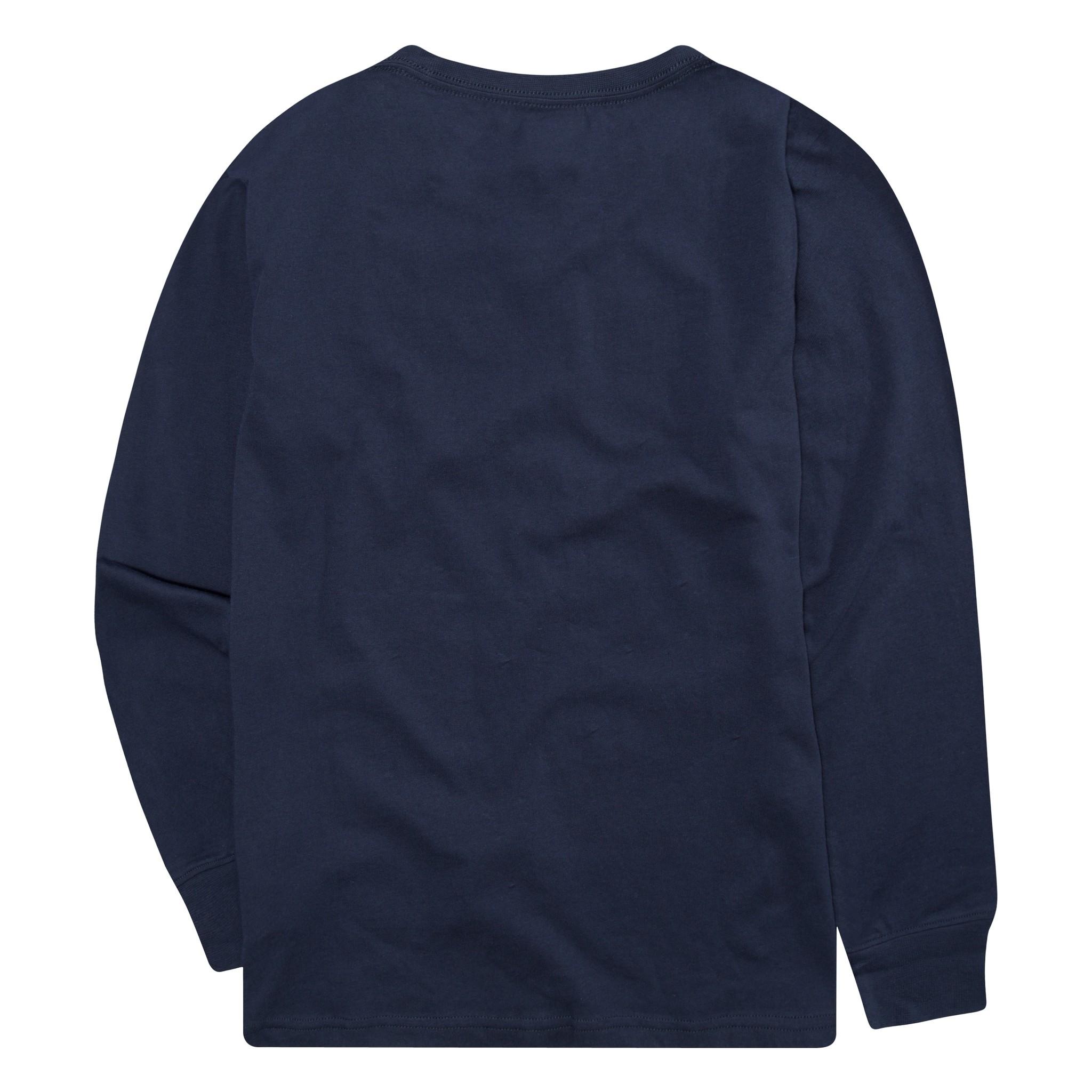 Levi's Longsleeve t-shirt dress blues