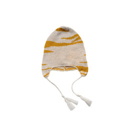 Maed for mini Tipsy tiger knit hat
