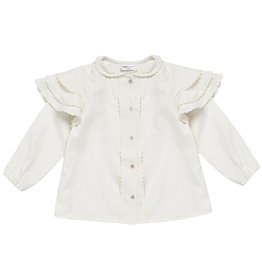 Maed for mini Romantic Rabbit blouse