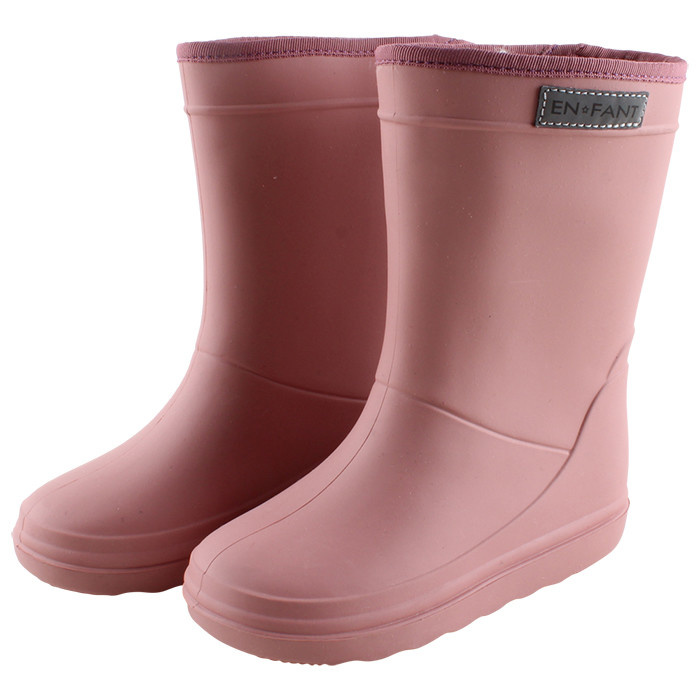 en'fant Thermo boot old rose
