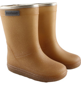 en'fant Thermo boot metallic gold