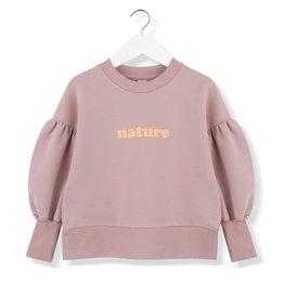 Kids on the moon Nature sweatshirt