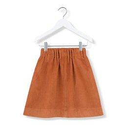 Kids on the moon Cord ginger skirt