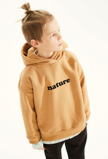 Kids on the moon Nature hoodie