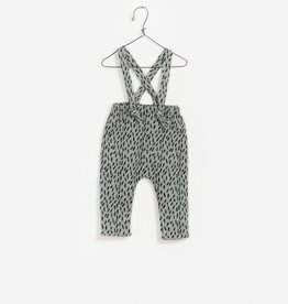 Play-up Jacquard jumpsuit