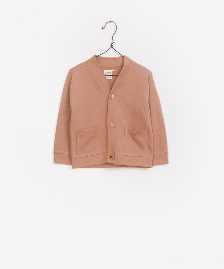 Play-up Jersey jacket