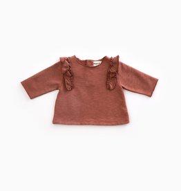Play-up American fleece flamé sweater | jam