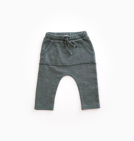 Play-up Fleece flamé trousers | plants