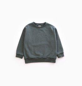 Play-up Flamé fleece sweater | plants