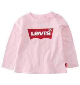 Levi's Tee shirt pink lady