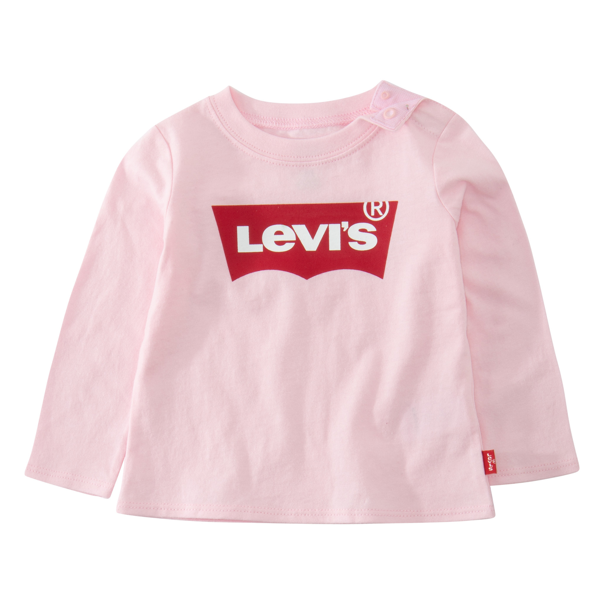 Levi's Tee shirt pink lady