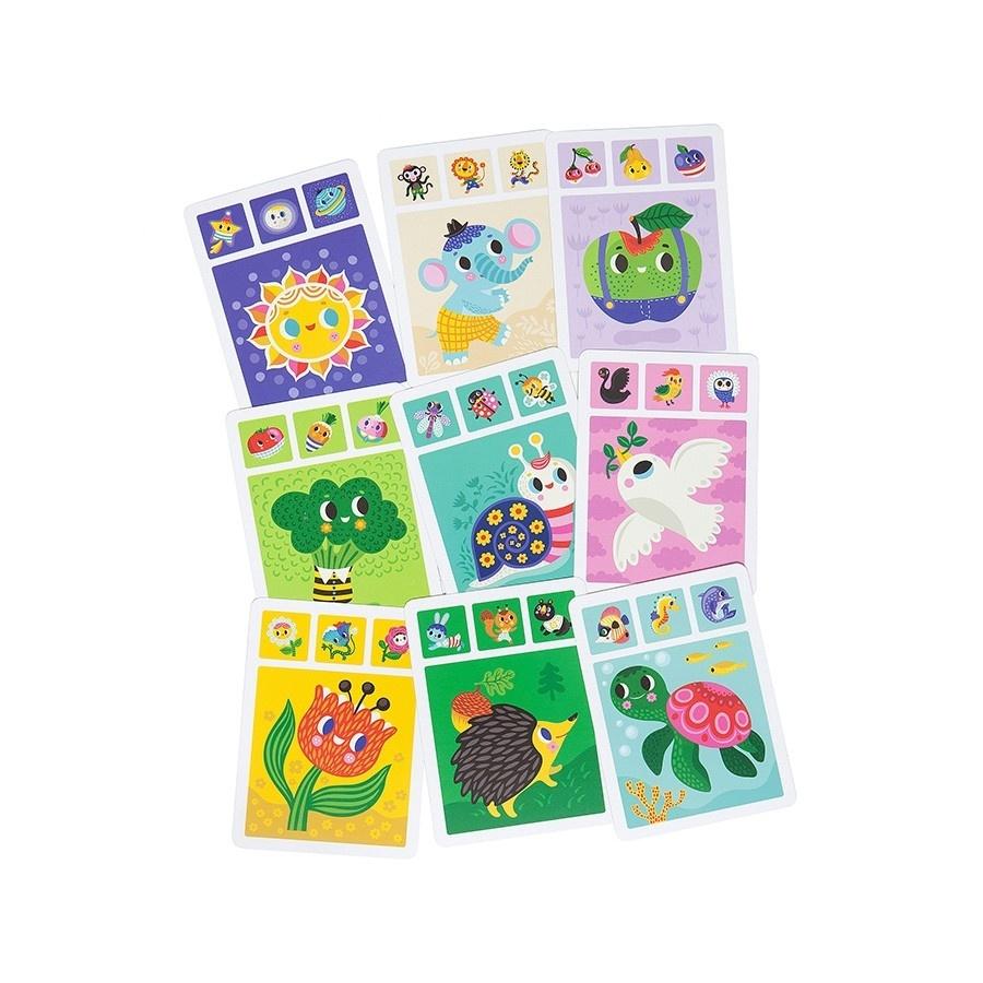 Petit Monkey Family game 4-7 yrs