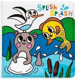 Petit Monkey Splish Splash magic bath book sea