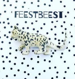 Feest-beest Feestbeest sneeuwkat