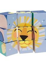 Petit Monkey Oh sunshiny day blok puzzel