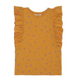 Soft gallery Aylin t-shirt |sunflower AOP clover