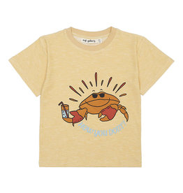 Soft gallery Asger t-shirt | Jojoba crab