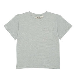 Soft gallery Asger t-shirt |Hunter green