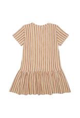Soft gallery Doris dress   jojoba AOP fringe