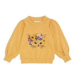 Soft gallery Era sweatshirt | golden apricot flowercatemb