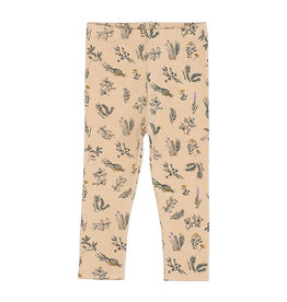 Soft gallery Baby Paula leggings| winter weat AOP healing herbs