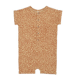 Soft gallery Flinn bodysuit taffy AOP leopspot