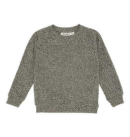 Soft gallery Chaz sweatshirt |shadow AOP leospot