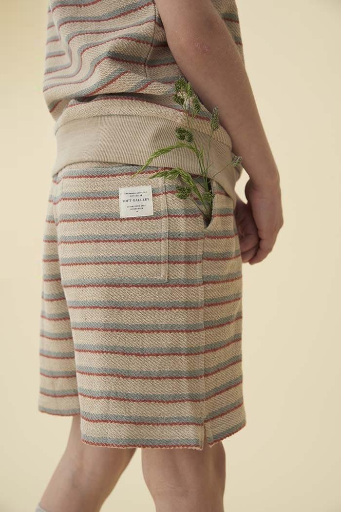 Soft gallery Alisdair shorts  majoave dessert OAP wavy