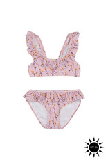 Soft gallery Alicia Bikini   dawn pink AOP buttercup s