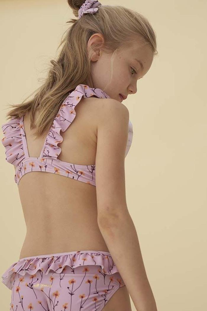 Soft gallery Alicia Bikini | dawn pink AOP buttercup s
