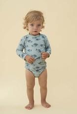 Soft gallery Baby Astin sun shirt | Jadeite AOP