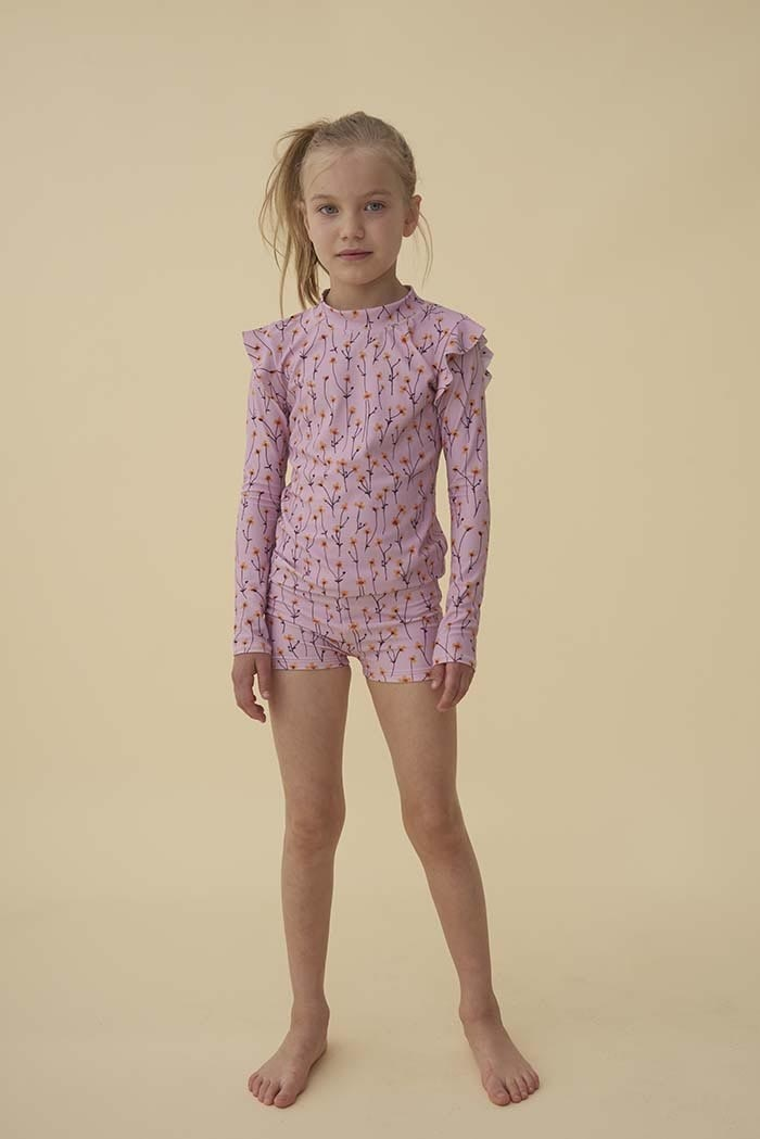 Soft gallery Fee sun shirt dawn pink | AOP buttercup s