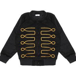 Maed for mini Monkey business baseball jacket
