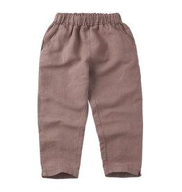 Mingo Linen trouser | antler
