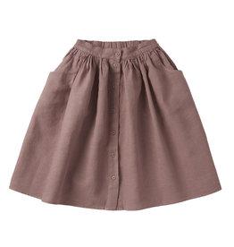 Mingo Linen skirt | antler