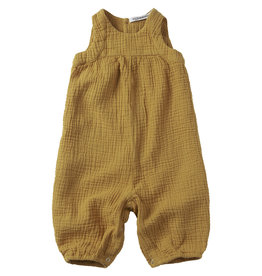 Mingo Playsuit sleeveless | spruce yellow