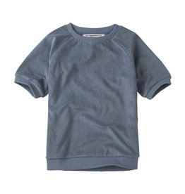 Mingo T-shirt Terry | Stone
