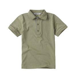 Mingo Polo fabric | Laurel Oak