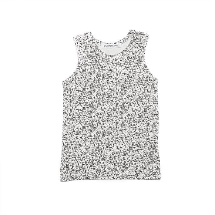 Mingo Singlet Jersey basic | Dots