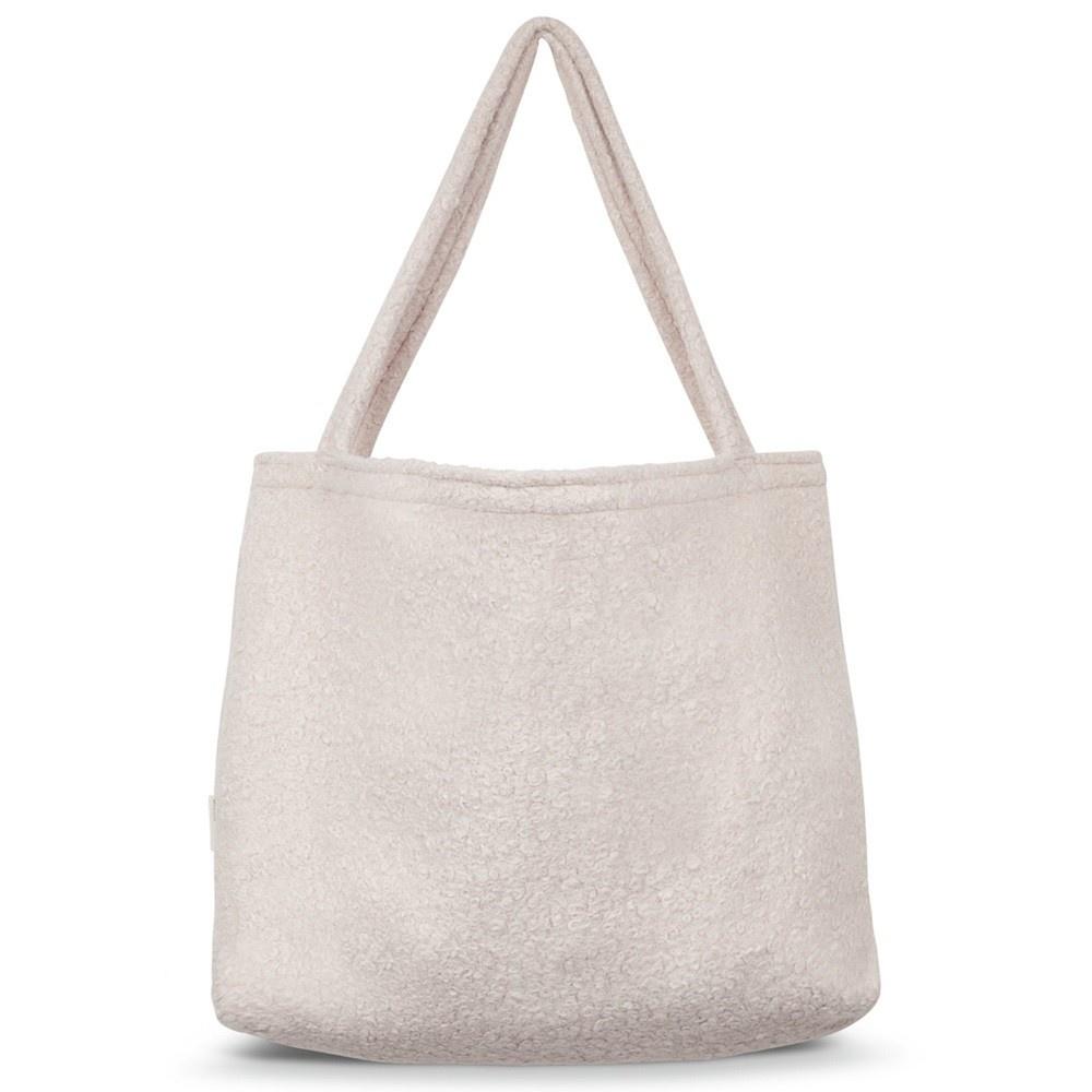 Studio Noos Bouclé mom bag