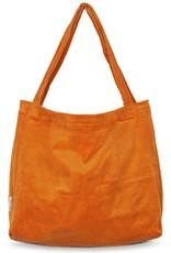 Studio Noos Orange rib mom bag
