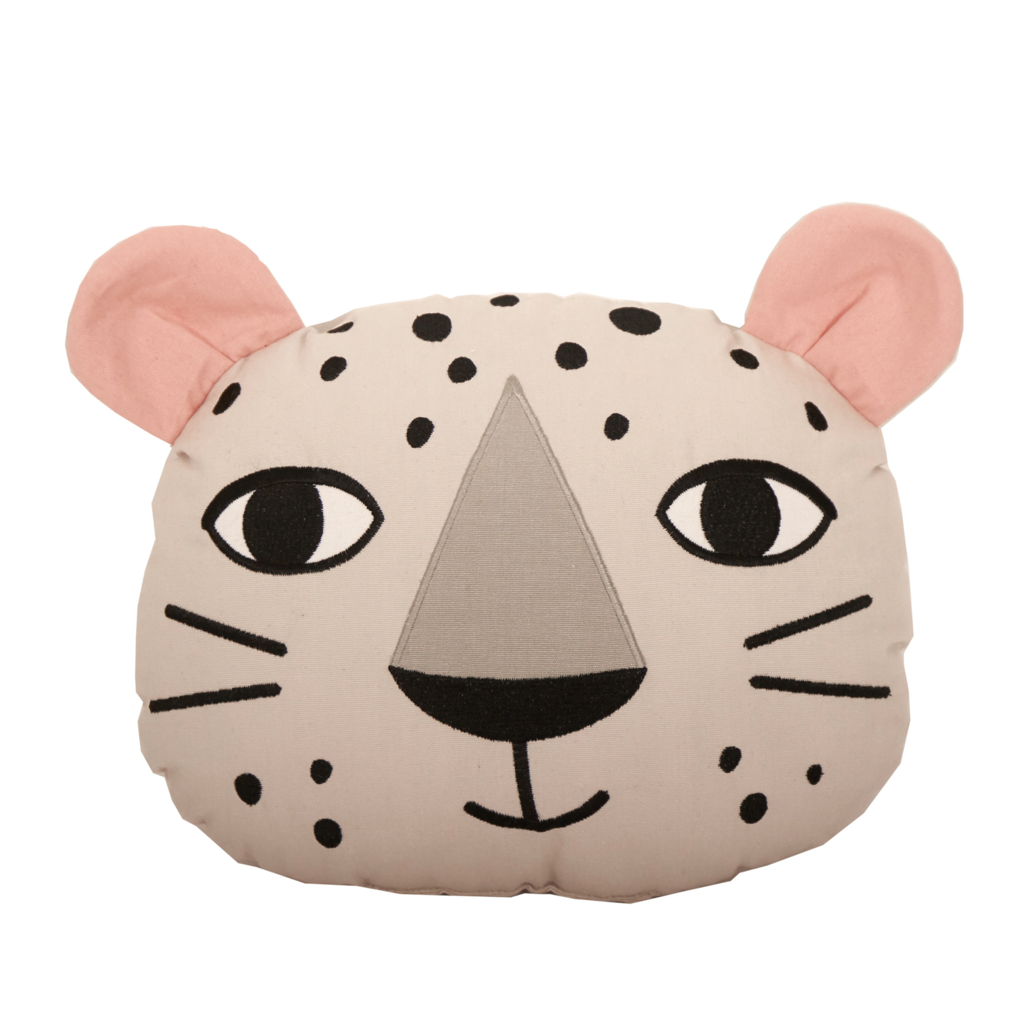 Roommate Leopard cushion