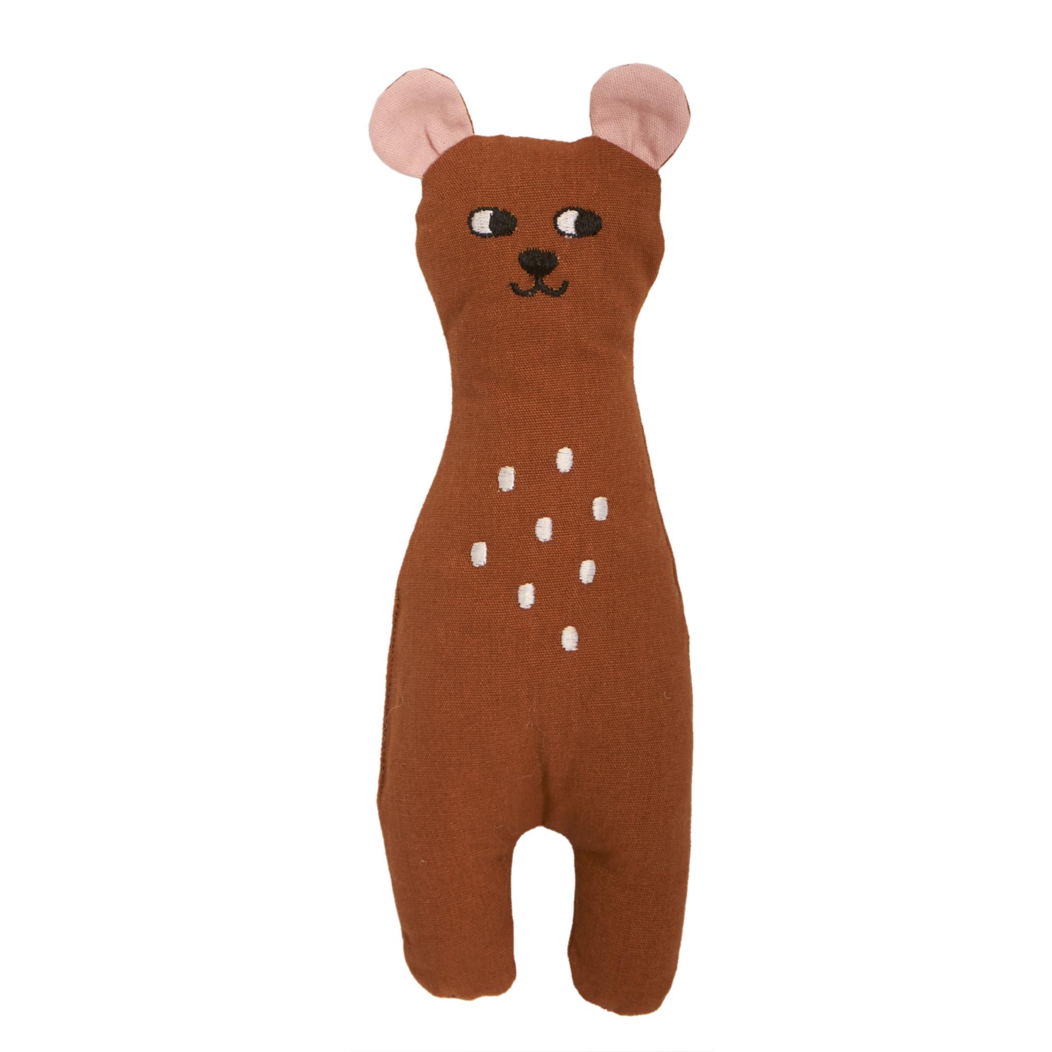 Roommate Bear rag doll