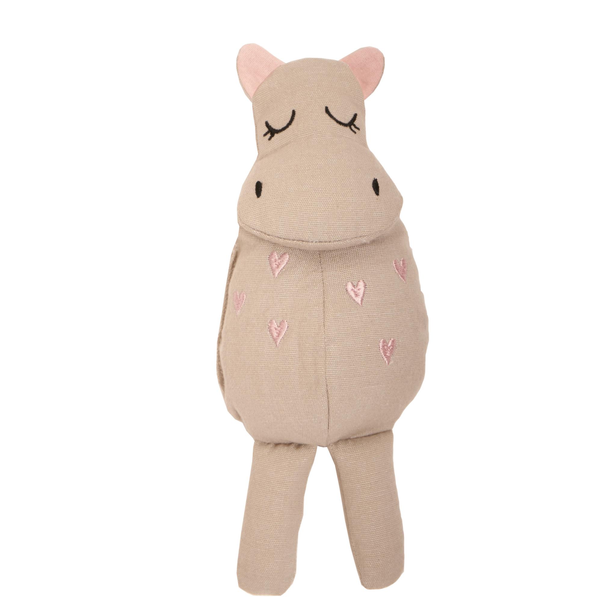 Roommate Hippo rag doll