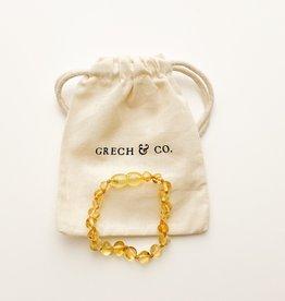 Grech & Co Amber kinder armband | enlighten
