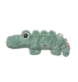 Done by Deer Cuddle cute croco green