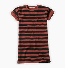 Sproet & Sprout T-shirt dress painted stripe