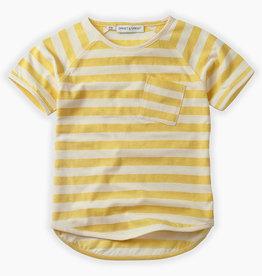 Sproet & Sprout T-shirt raglan stripe